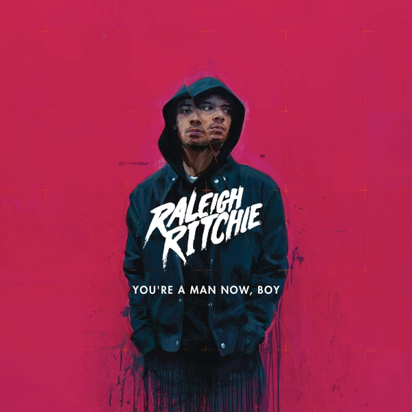 Raleigh Ritchie You're a Man Now, Boy cover art