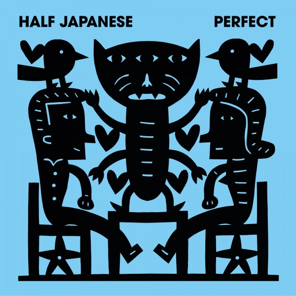 Half Japanese Perfect cover art