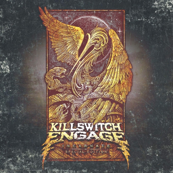 Killswitch Engage Incarnate Cover Art