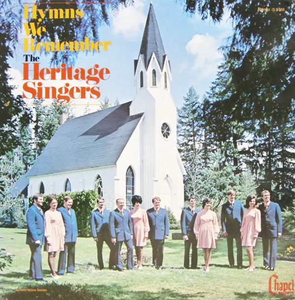 Heritage Singers Hymns We Remember cover art