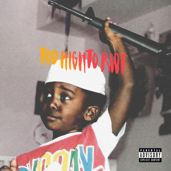 The Hics Too High to Riot cover art