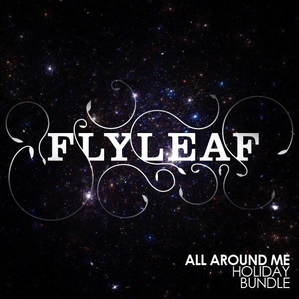 Flyleaf All Around Me Cover Art