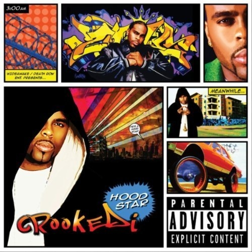 Crooked I Hood Star Cover Art