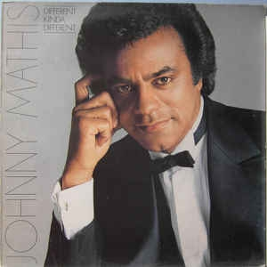 Johnny Mathis Different Kinda Different cover art