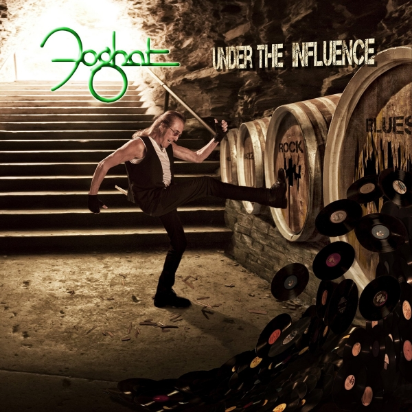 Foghat Under the Influence cover art