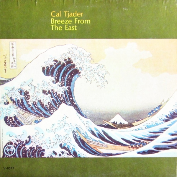 Cal Tjader Breeze From The East cover art