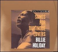 Billie Holiday Songs for Distingué Lovers cover art