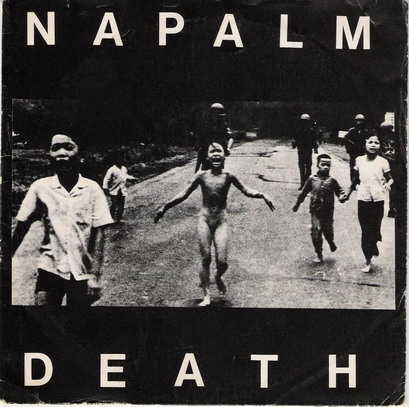 Napalm Death From Enslavement to Obliteration cover art