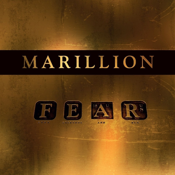 Marillion Fuck Everyone and Run (F E A R) cover art