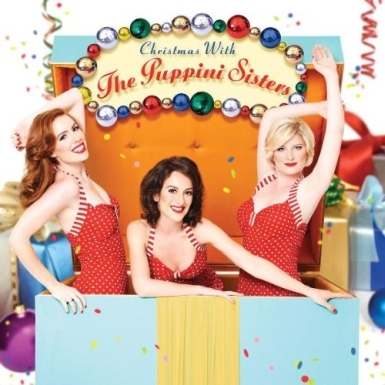The Puppini Sisters Christmas With The Puppini Sisters cover art