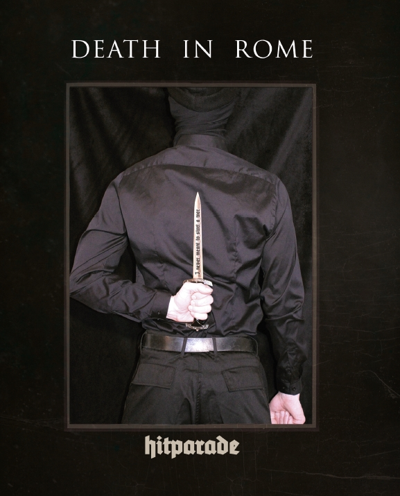 Death in Rome Hitparade Cover Art