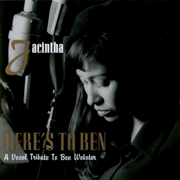 Jacintha Here's to Ben – A Vocal Tribute to Ben Webster cover art