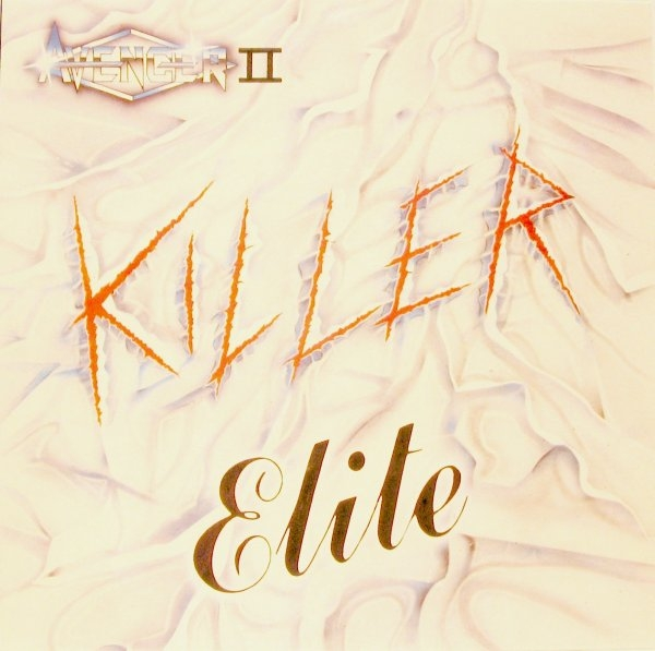Avenger Killer Elite cover art