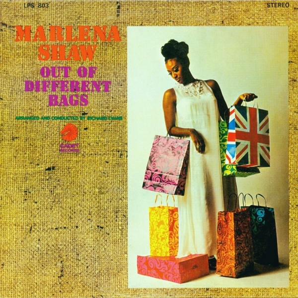 Marlena Shaw Out of Different Bags Cover Art