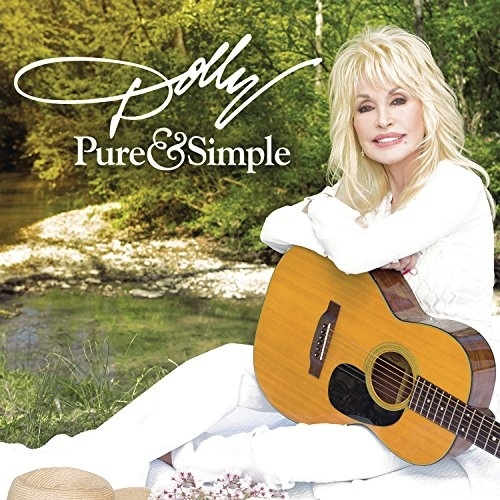 Dolly Parton Pure & Simple cover art