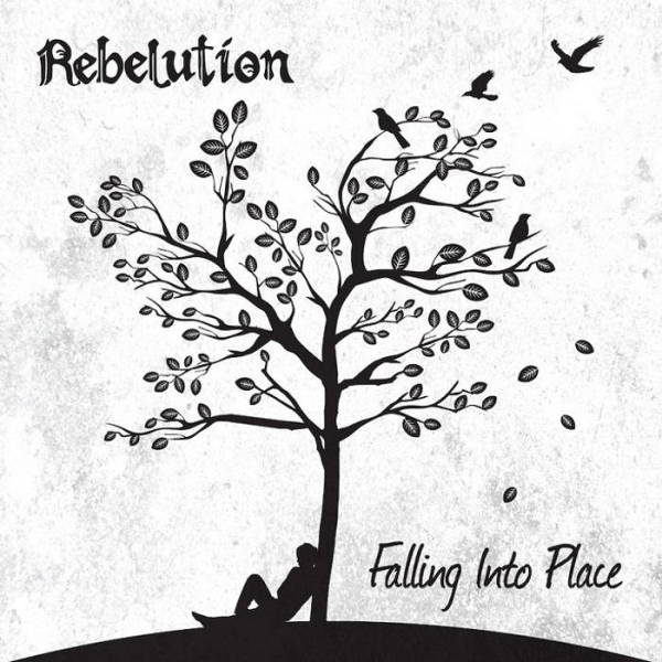Rebelution Falling Into Place cover art