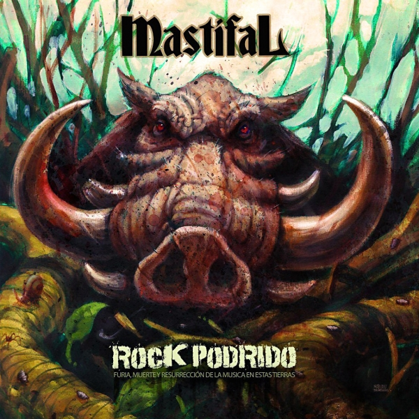 Mastifal Rock podrido Cover Art