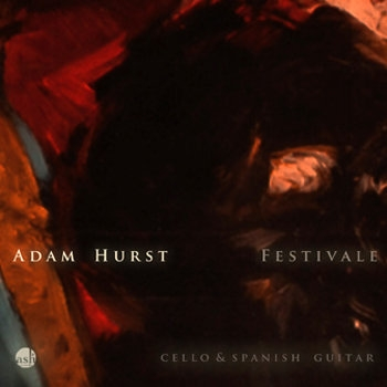 Adam Hurst Festivale Cover Art