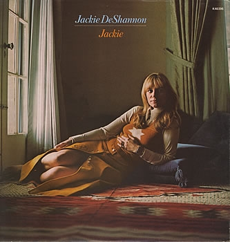 Jackie DeShannon Jackie cover art