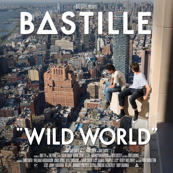 Bastille Wild World cover art