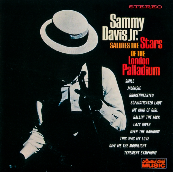 Sammy Davis Jr. Salutes the Stars of the London Palladium cover art