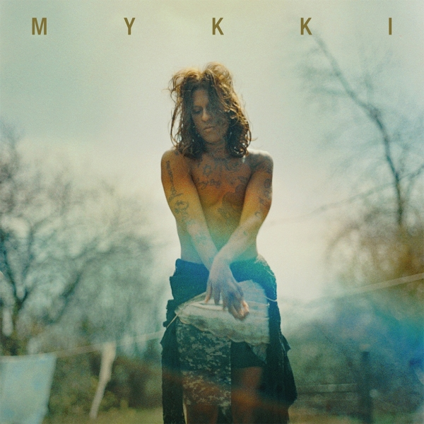 Mykki Blanco Mykki Cover Art