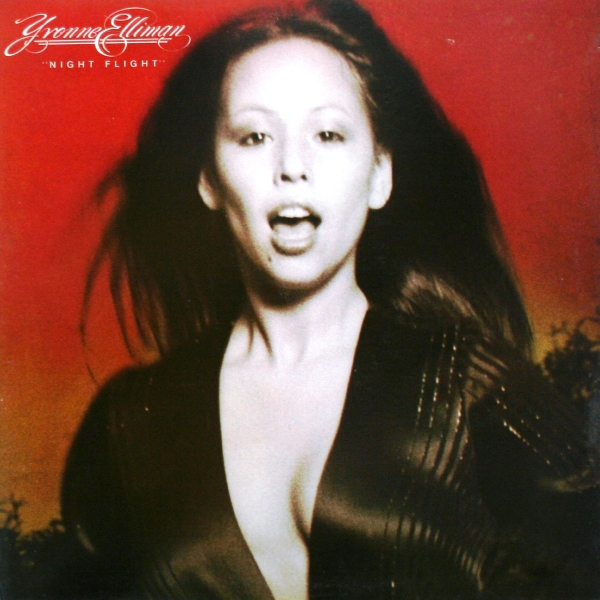 Yvonne Elliman Night Flight Cover Art