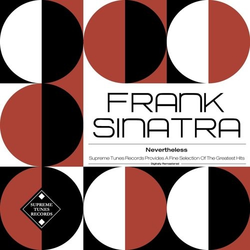 Frank Sinatra Nevertheless cover art