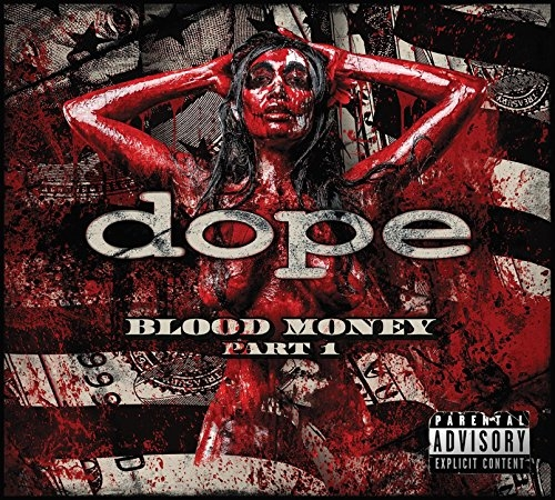 Dope Blood Money cover art