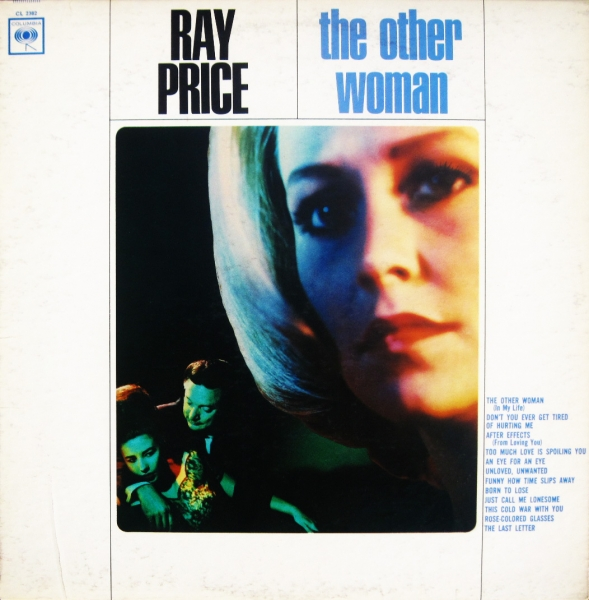 Ray Price The Other Woman cover art