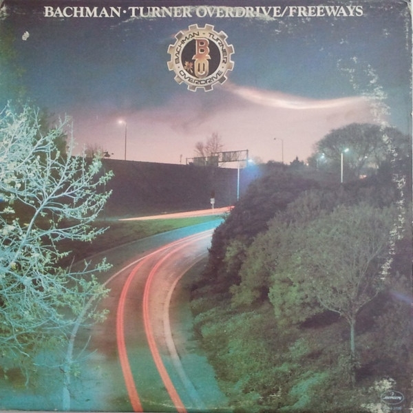 Bachman–Turner Overdrive Freeways cover art