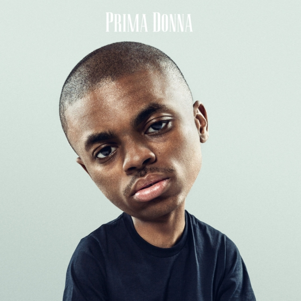 Vince Staples Prima Donna Cover Art