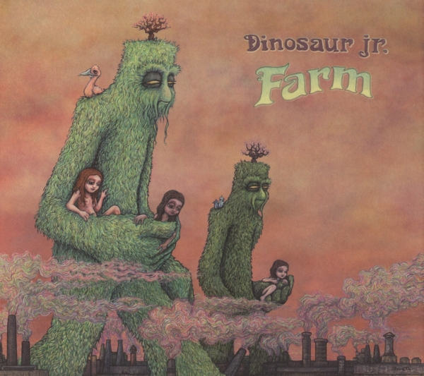Dinosaur Jr. Farm cover art
