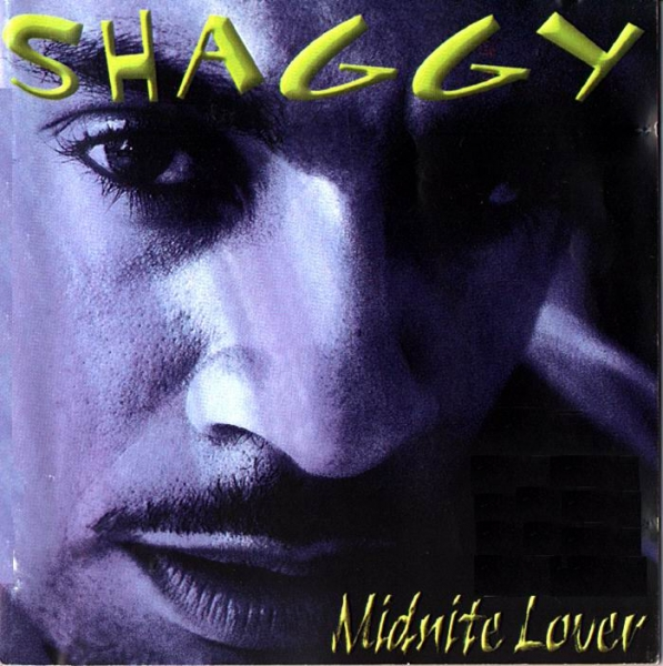 Shaggy Midnite Lover cover art