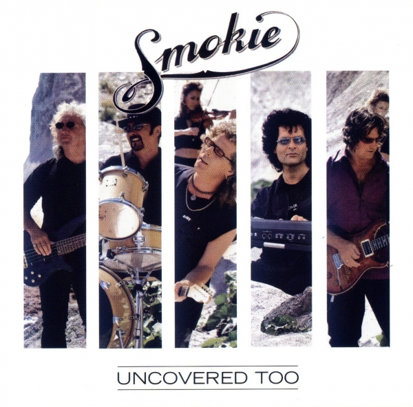 Smokie Uncovered Too cover art