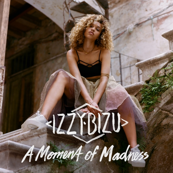 Izzy Bizu A Moment of Madness Cover Art