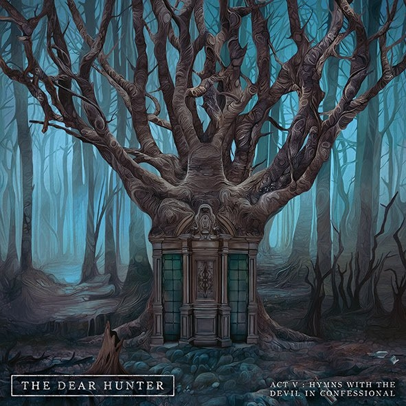 The Dear Hunter Act V: Hymns With the Devil in Confessional Cover Art