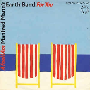 Manfred Mann's Earth Band For You Cover Art