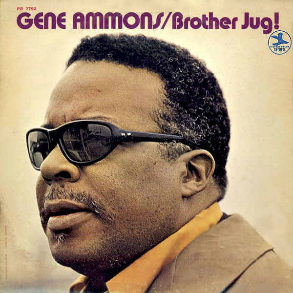 Gene Ammons Brother Jug! Cover Art