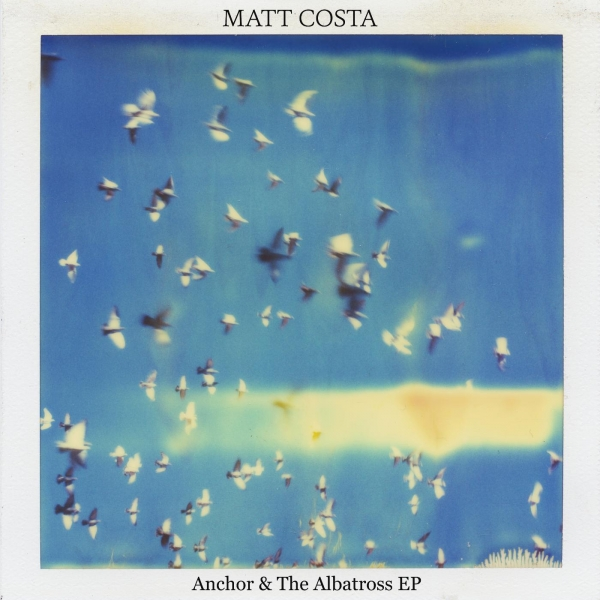 Matt Costa Anchor & The Albatross Cover Art