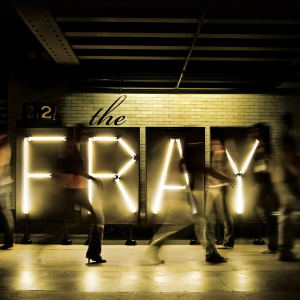 The Fray The Fray Cover Art