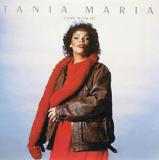 Tania Maria Come With Me Cover Art