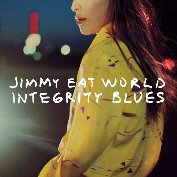 Jimmy Eat World Integrity Blues cover art