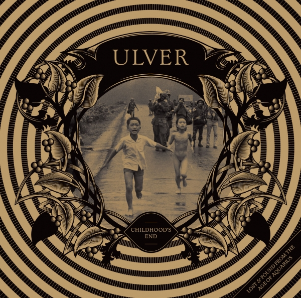 Ulver Childhood's End: Lost & Found From the Age of Aquarius cover art