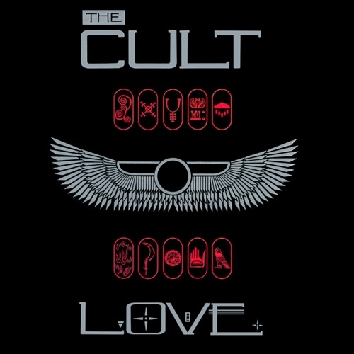 The Cult Love cover art
