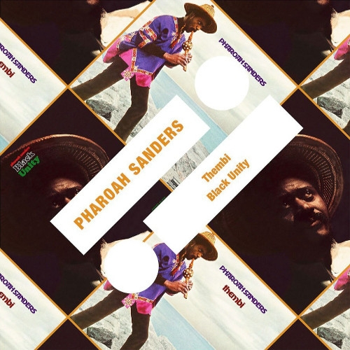 Pharoah Sanders Thembi / Black Unity Cover Art