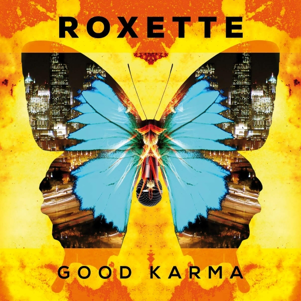 Roxette Good Karma cover art
