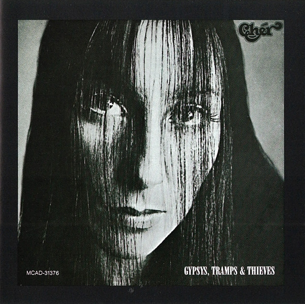 Cher Gypsys, Tramps & Thieves cover art
