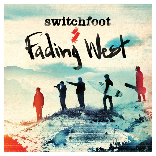 Switchfoot Fading West Cover Art