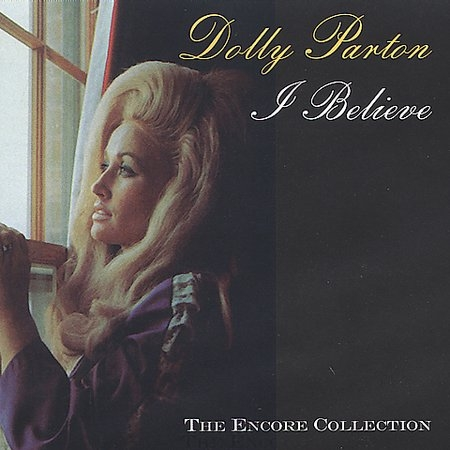 Dolly Parton The Golden Streets of Glory Cover Art